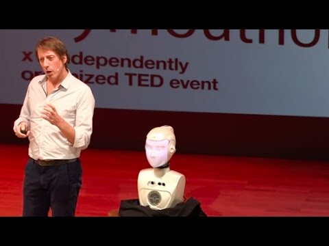 The power of robots with a face | Tony Belpaeme | TEDxPlymouthUniversity