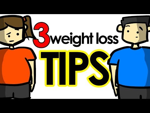 3 Weight Loss Tips EVERYONE Needs to Know