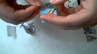 How To Make Miniature Dollhouse Coloring Books Great For Holidays!!