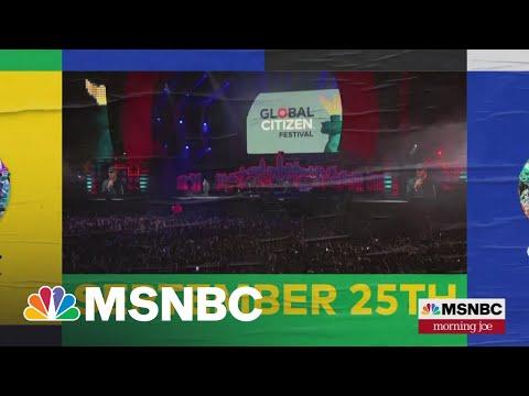 Ed Sheeran, Coldplay, Billie Eilish Set For Global Citizen Live 2021