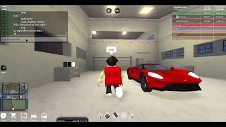 Ford GT Review! (Roblox-Vehicle Simulator) ft/TheStigsGuyaneseCousin