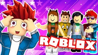 GAME WITH ROBLOX FANS AND HAVE NO PITY FROM ME! AYUDAAA