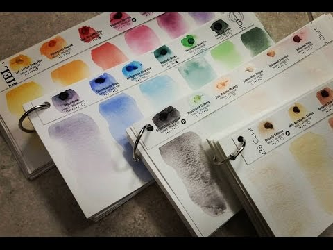 Watercolor Danielsmith Colorswatch