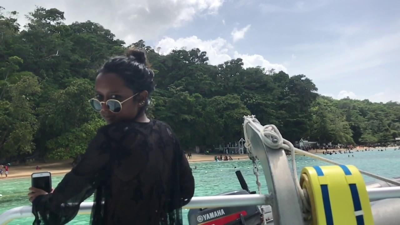 Catamaran Cruise Island Vibes Sailing Tour - Jamaica - YouTube