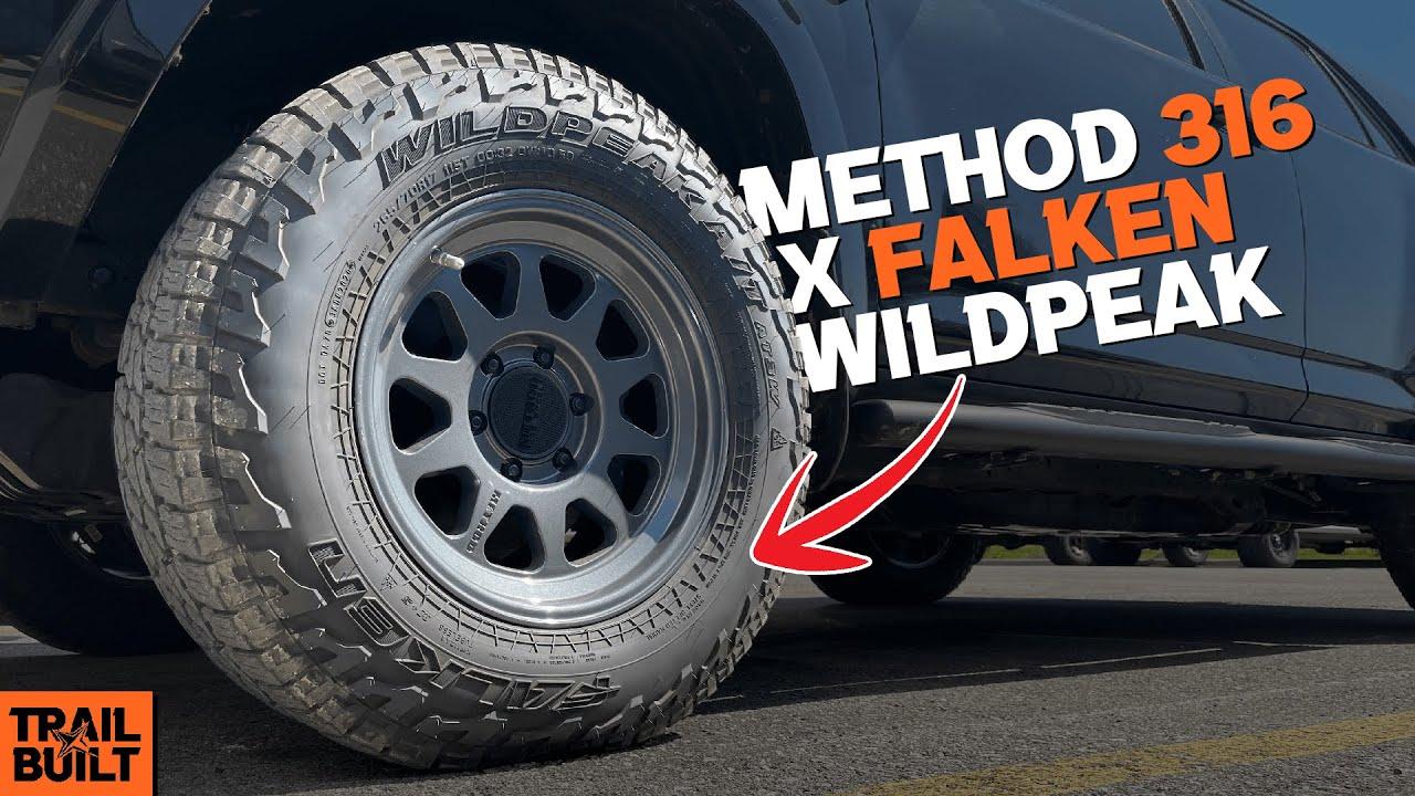 Method 316 x Falken Wildpeaks! #shorts