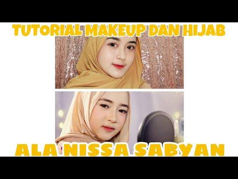 Tutorial Makeup dan Hijab ala Nissa Sabyan Gambus  YouTube