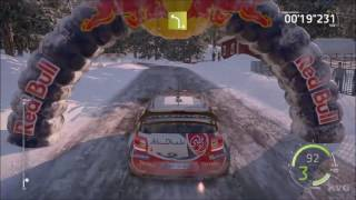 WRC 6 FIA World Rally Championship - Rally Sweden | Gameplay (PC HD) [1080p60FPS]