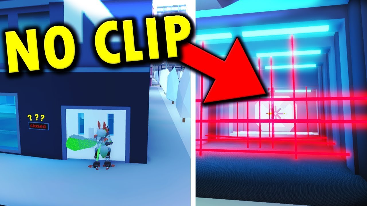 New How To No Clip In Jailbreak Roblox Roblox Jailbreak Glitch