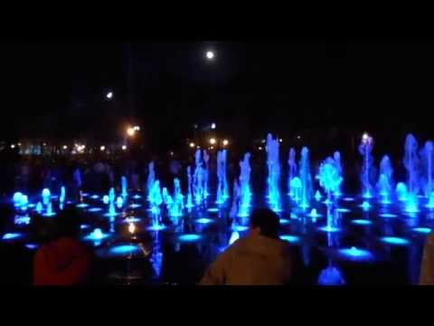 Поющие фонтаныг.Казань