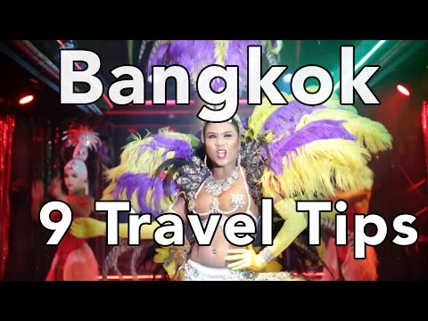 9 Great Travel Tips for Visiting Bangkok
