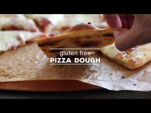 Basic Gluten Free Pizza Dough Recipe