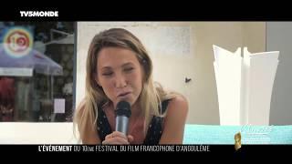 Laura SMET à Angoulême: