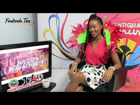 Festivals Tea with Leanda Norville Ep3