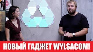 Новый КРАСИВЫЙ гаджет в студии Wylsacom