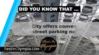 On-street parking in Parking | Best In Olympia | Olympia WA