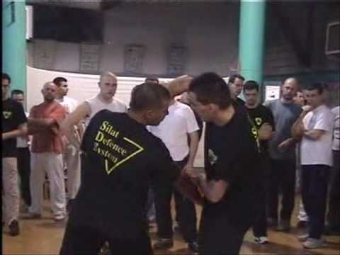 Silat Defence System Fred Mastro - YouTube