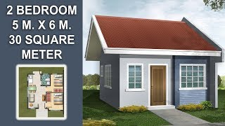 Small Beautiful Simple Pinoy/ofw House 30 Sqm. Single Attached & 60 Sqm. Duplex