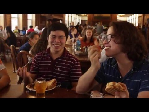 Choate News - Dining at Choate