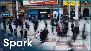 Emergency Alarm Causes Victoria To Come To A Halt | The Tube | Spark