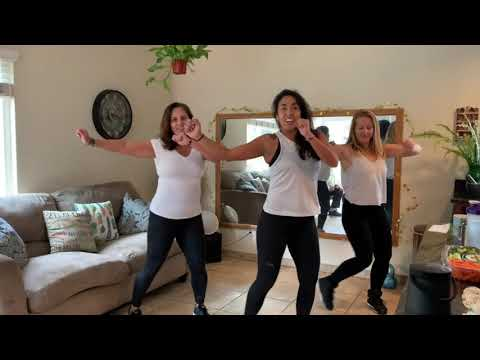 TE GUSTÉ  BY JLO & BAD BUNNY V-WORKS DANCE TUTORIAL