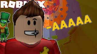 ROBLOX-IF I SCREAM THE VIDEO ENDS!!