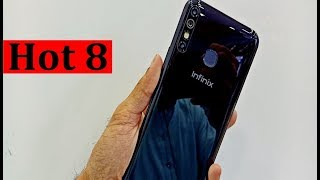 Infinix Hot 8 BLACK UNBOXING AND REVIEW ⚡⚡ Very..Very Insane Phone at $142 !!