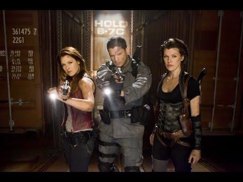 'Resident Evil 4- Afterlife' Trailer Oficial