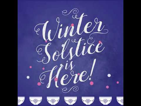 Happy winter solstice greetings from the one academy youtube happy winter solstice greetings from the one academy m4hsunfo