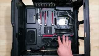 ASUS MAXIMUS VI FORMULA - How To Build PC Gaming - Install Motherboard
