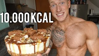 10.000 KCAL CHALLENGE I EPIC CHEATMEAL EDITION - SCHMALE SCHULTER