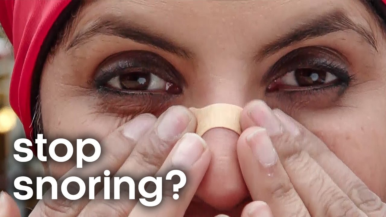 How To Stop Snoring | Earth Lab