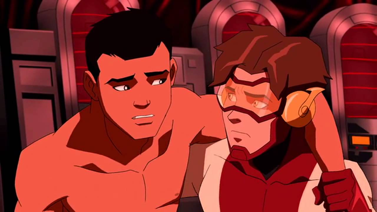 Download Young Justice - Bluepulse Moments