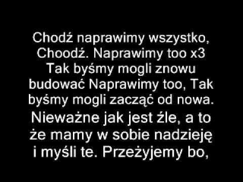 Grubson - Naprawimy to (napisy)