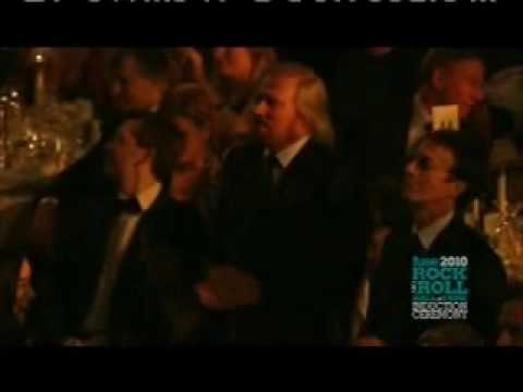 The Hollies Rock and Roll Hall of Fame Induction 2010 Part 4 of 4