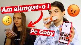 Am alungat-o pe Gaby din THE SWIPE HOUSE !?!