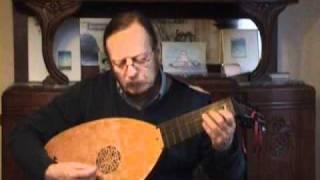Alfonso Ferrabosco - Pavan - Lute - Luth