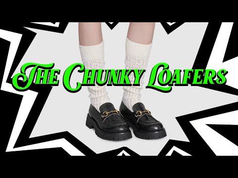 Fall 2020 Shoe