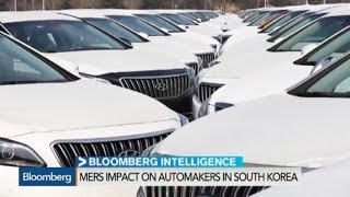 How MERS Outbreak Is Impacting South Korea's Automakers