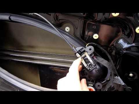 Mini Cooper S 2003 Door Opening Problems Youtube