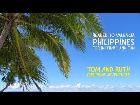 Heading to Valencia Bukidnon Philippines