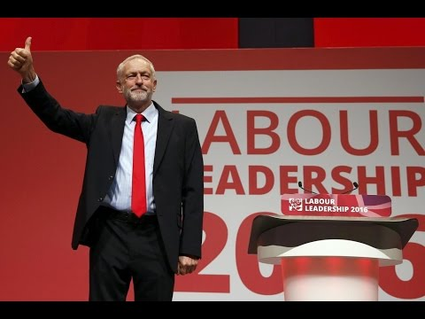 Jeremy Corbyn wins the Labour leadership #Lab16 #TWT2016