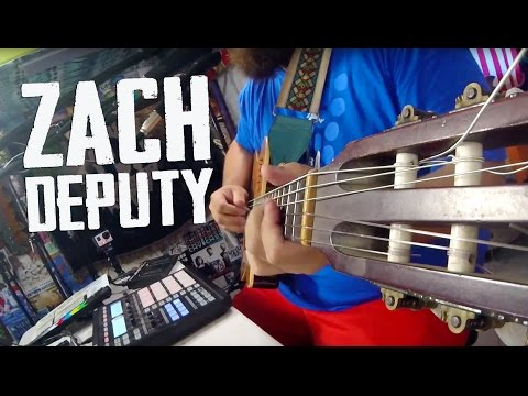 "ZACH DEPUTY - ""Work It Out"" ALL GOPRO (Live at GoPro Mountain Games 2016) #JAMINTHEVAN"
