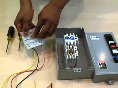 Eaton Starter Wiring Diagram Wiring Diagrams