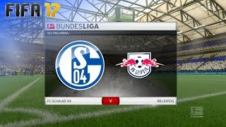 Check out this brand new gameplay of the bundesliga in fifa 17 on ps4. fc schalke 04 take rb leipzig at veltins-arena! ► click here to subscribe: http...