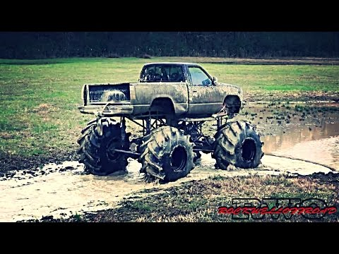 MUD TRUCK MADNESS NEW YEARS DAY