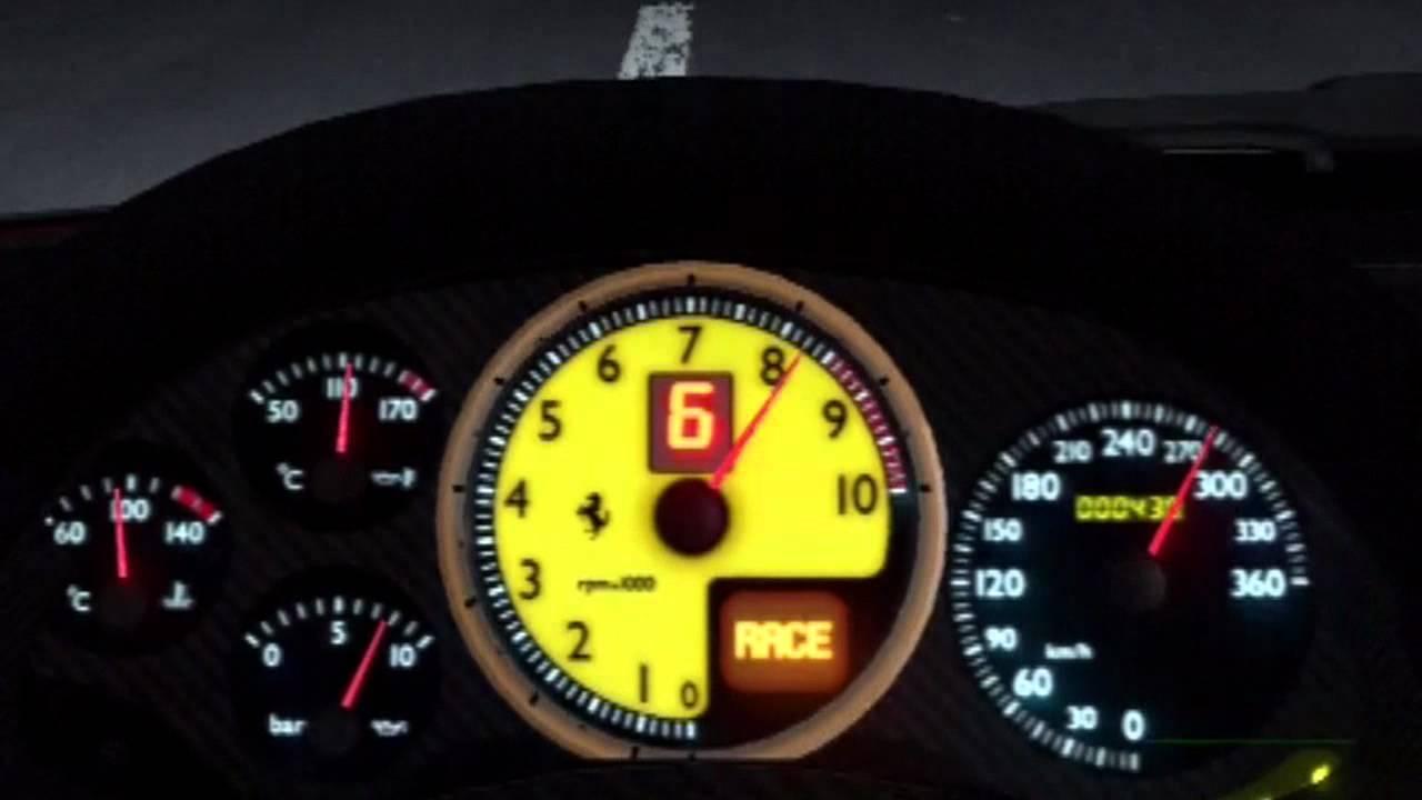 GT5 - Ferrari F430 SP1