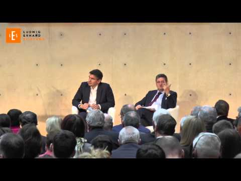 Matt Brittin & Roland Tichy discussion (english)