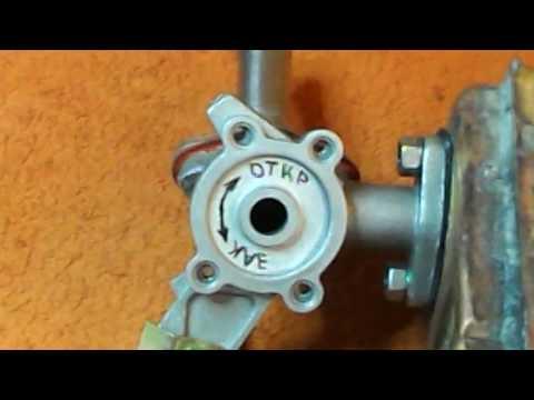 обзор   разборка крана отопителя салона производства   лузар   ваз 2101 2107