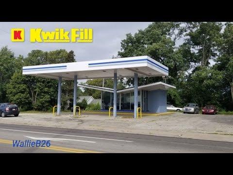 Abandoned Kwik Fill Erie, Pa
