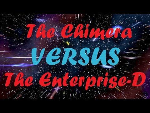 The Chimera v The USS Enterprise-D | Versus Update